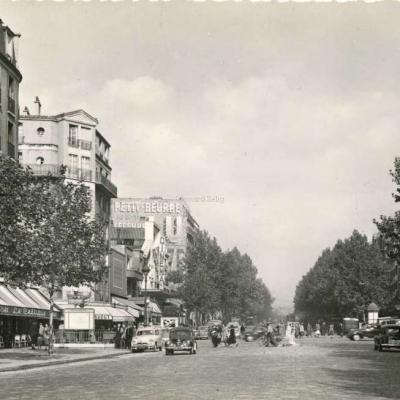 Chantal 2059 - PARIS - Boulevard Davout Porte de Montreuil