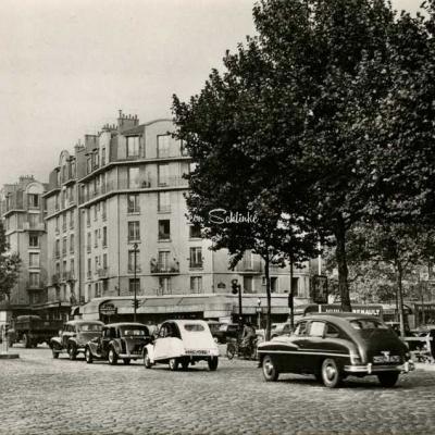 Chantal 2068 - PORTE DE MONTREUIL - Bd DAVOUT PARIS (XX°)
