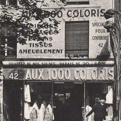 Chantal 2176 - Aux 1000 Coloris (Carte correspondance)