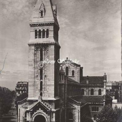 Chantal 219 - L'Eglise Saint-Pierre de Montrouge