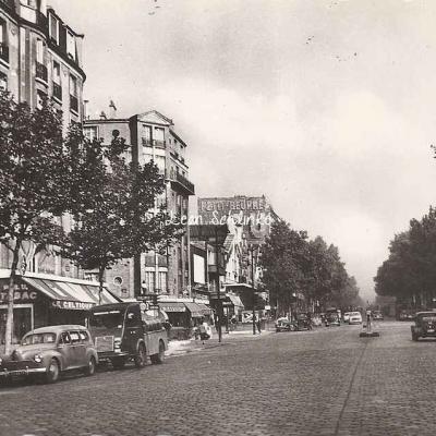 Chantal 2211 - Boulevard Davout - Porte de Montreuil