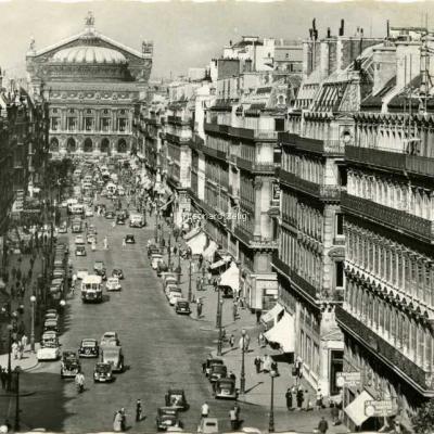 CHANTAL 32 - PARIS - Avenue de l'Opéra