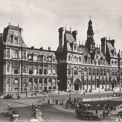 Chantal 566 - L'Hôtel de Ville