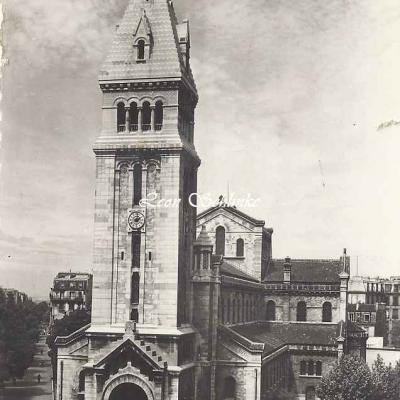 Chantal 585 - L'Eglise Saint-Pierre de Montrouge