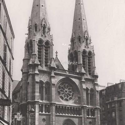 Chantal - Eglise Saint-Jean-Baptiste de Belleville