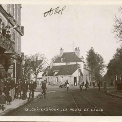 Châteauroux - 13