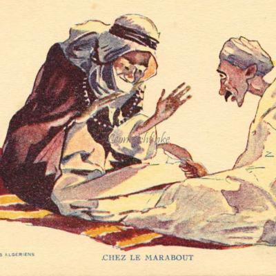 Chez le Marabout