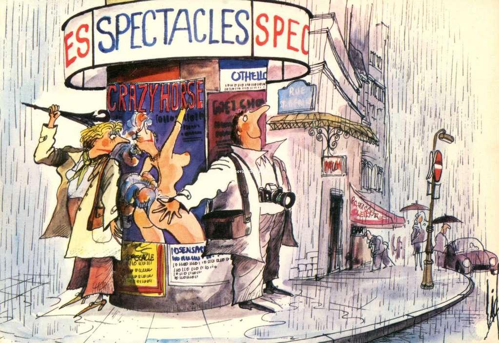 Cid 5 - Les Spectacles de Paris