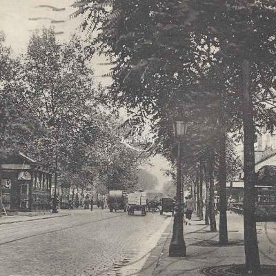Cigogne 341 - Boulevard de Belleville