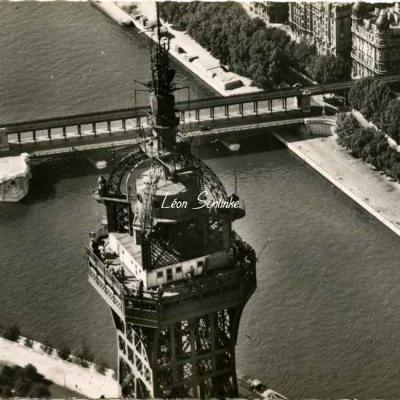 CIM 12 A - La Seine au Pont de Passy