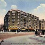 CIM - Paris (XIII°) - La Porte d'Ivry et le Métro