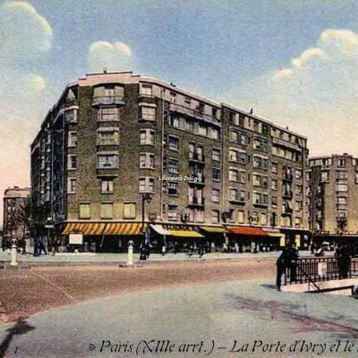 Porte d'Ivry