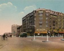 CIM - Paris (XIII°) - Le Boulevard Masséna et l'Avenue de la Porte d'Ivry