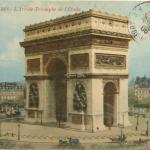 CJ 166 - L'Arc de Triomphe de l'Etoile