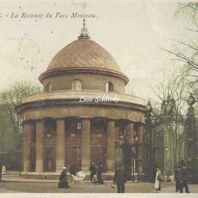 CJ 60 - La Rotonde du Parc Monceau