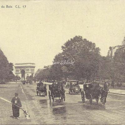CL 17 - Avenue du Bois
