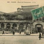 CL 395 - PARIS - Gare de Vincennes