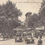 CLB 28 - Boulevard et Porte St-Denis
