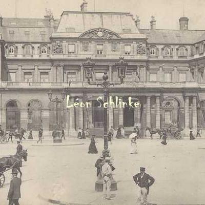 CLC 25 - Palais Royal - Conseil d'Etat