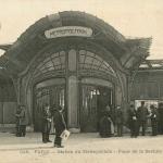 CLC 346 - Station du Métropolitain - Place de la Bastille