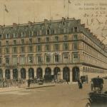 CLC 475 - Grands Magasins du Louvre - Rue de Rivoli