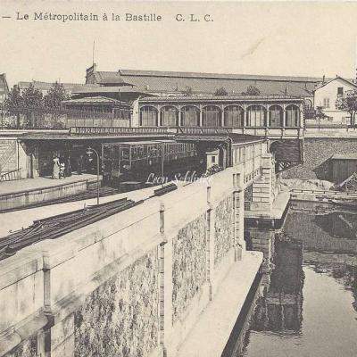 CLC 78 - Le Metropolitain à la Bastille