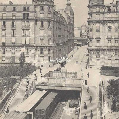 CLC 782 - Passy - Rue Alboni