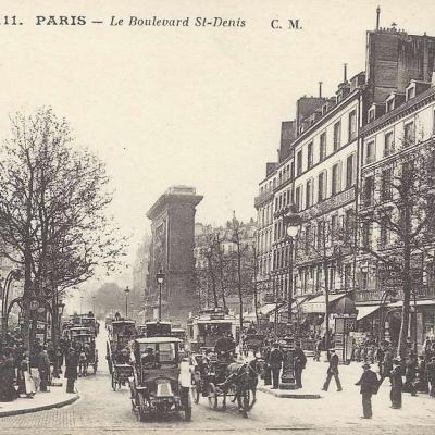CM 111 - Le Boulevard St-Denis