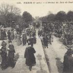 CM 116 - L'Avenue du Bois de Boulogne