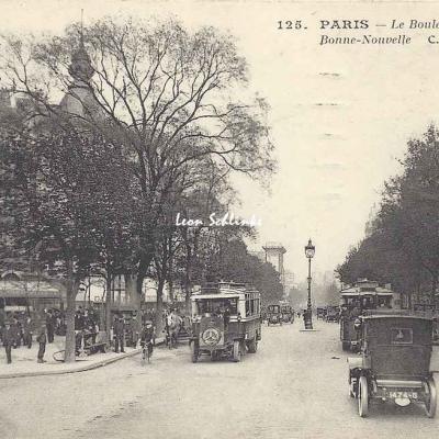 CM 125 - Le Boulevard Bonne-Nouvelle
