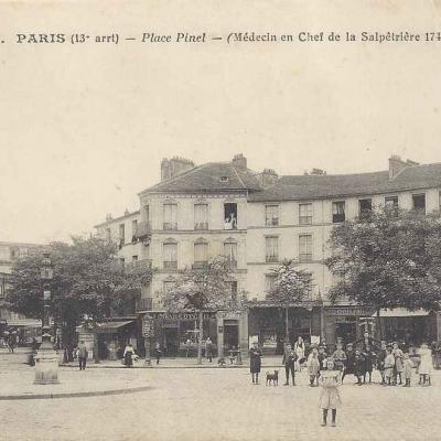 CM 1420 - Place Pinel
