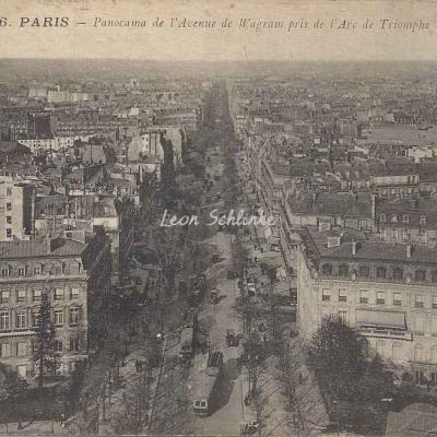 CM 1576 - Panorama avenue de Wagram