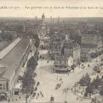 CM 212 - Vue générale vers la Gare de Vincennes et la Gare de Lyon