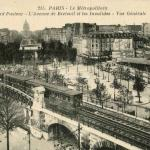 CM 215 - Le Métropolitain, Avenue de Breteuil et les Invalides