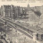 CM 2215 - Le Metropolitain Boulevard Pasteur et Avenue de Breteuil