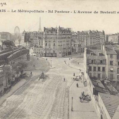 CM 379 - Le Métro-Bd Pasteur-Av. de Breteuil & Invalides
