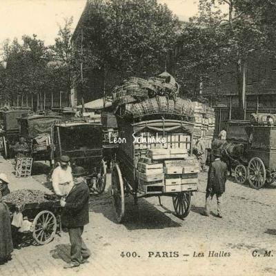 CM 400 - Les Halles
