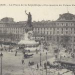 CM 43 - La Place de la République, Caserne du Prince Eugène