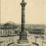 CM 45 - PARIS - La Colonne de Juillet - Place de la Bastille