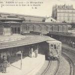 CM 468 - Le Metropolitain - Vue intérieure de la Gare de la Bastille