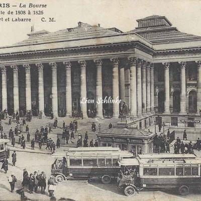 CM 49 - La Bourse par Brongniart et Labarre