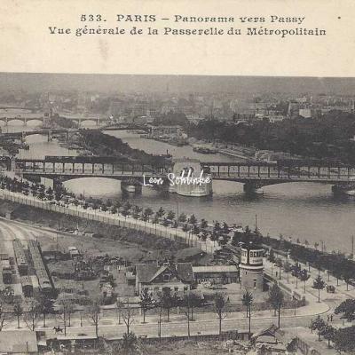 CM 533 - Panorama vers Passy