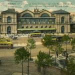 CM 545 - La Gare Montparnasse et la Place de Rennes