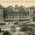 CM 555 - PARIS - La Gare Montparnasse