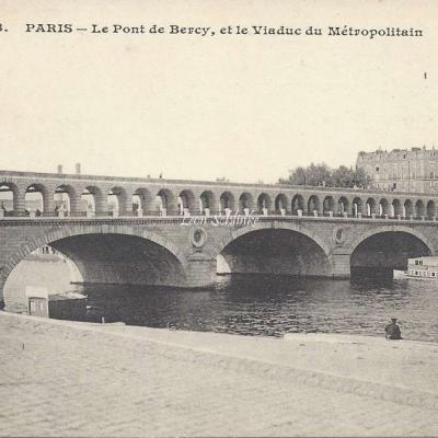 Quai de la Gare à Bercy