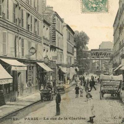CM 749 - La rue de la Glacière