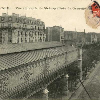 CM 915 - Métro de Grenelle au Boulevard Garibaldi