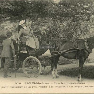 CM 920 - Pour une longue promenade au Bois...