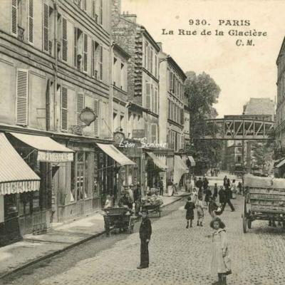 CM 930 - La Rue de la Glacière