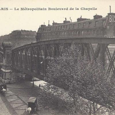 CM 946 - Le Metropolitain Boulevard de la Chapelle